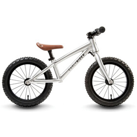 """Early Rider Trail 14"""" Laufrad brushed aluminum"""